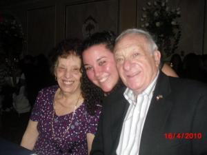 Grandma Dee & Papa Buddy :)