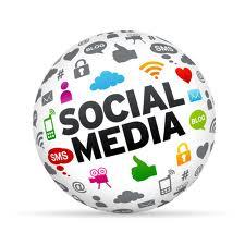 social media world