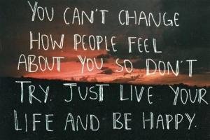 change people