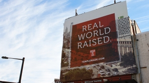 #TempleMade