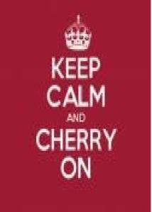 cherry on