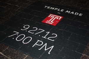 Just the basic details were given for the Temple Made launch event